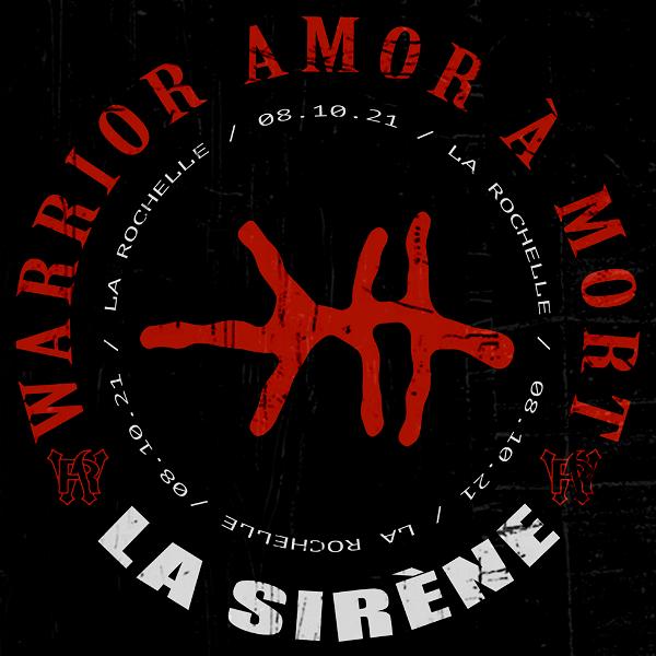 [after] WARRIOR AMOR À MORT